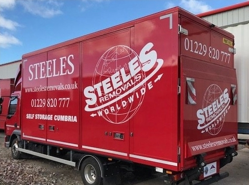 https://www.steelesremovals.co.uk/ website
